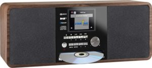 Imperial Dabman - Internet Radio mit CD Player